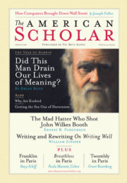 The American Scholar Spring 2009