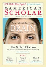 The American Scholar Winter 2010