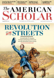 The American Scholar Spring 2011