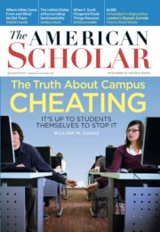 The American Scholar Spring 2012