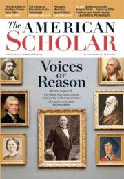 The American Scholar Winter 2013