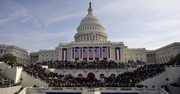 Inauguration Day, 2009 (White House photo)