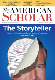 The American Scholar Summer 2015