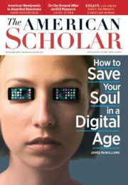 The American Scholar Spring 2016
