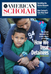 The American Scholar Winter 2019