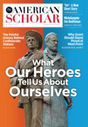 The American Scholar Autumn 2019