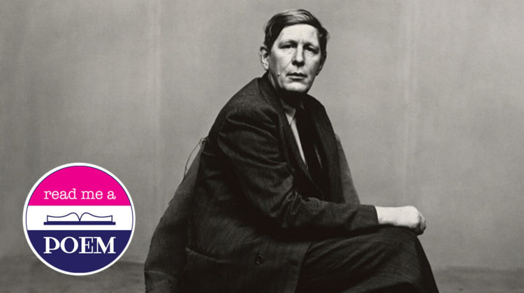 """The Hard Question"" by W. H. Auden"